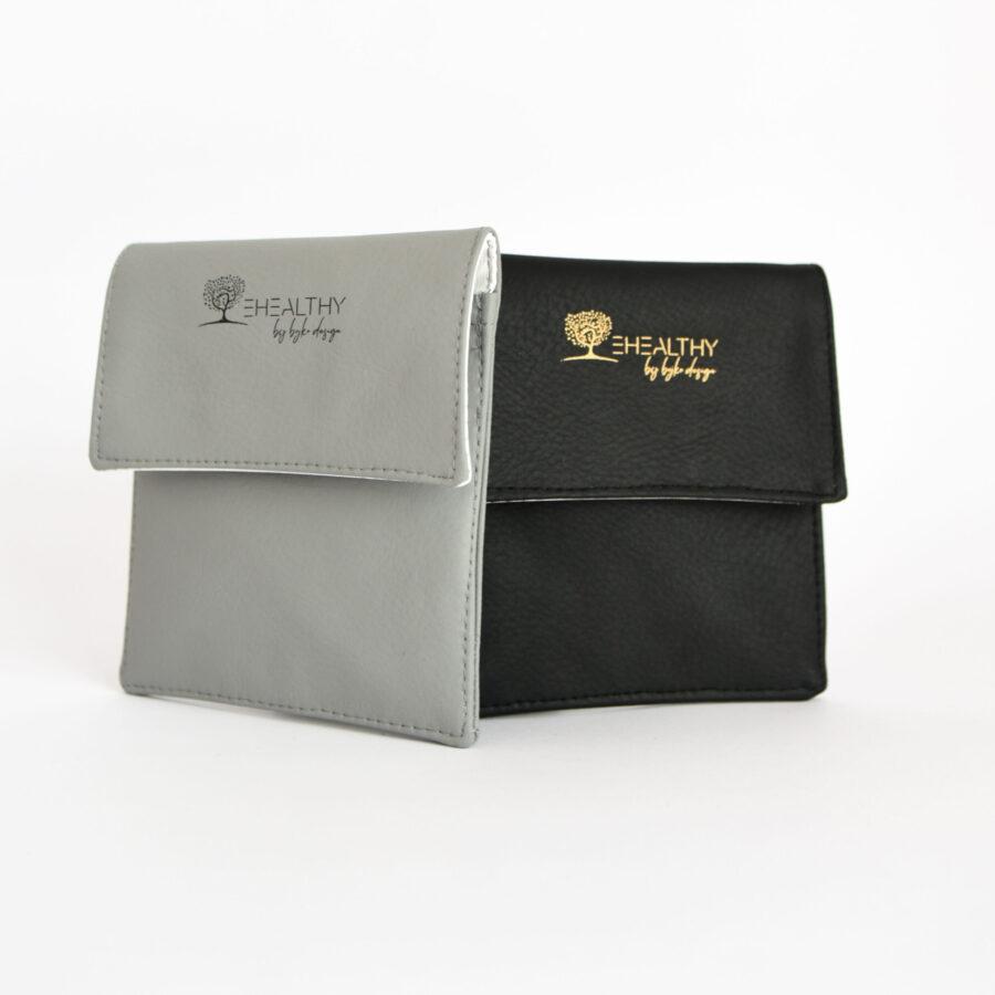 E-healthy torbica za maskice za lice posebno je prilagođena svim vrstama i dimenzijama maskica za lice.