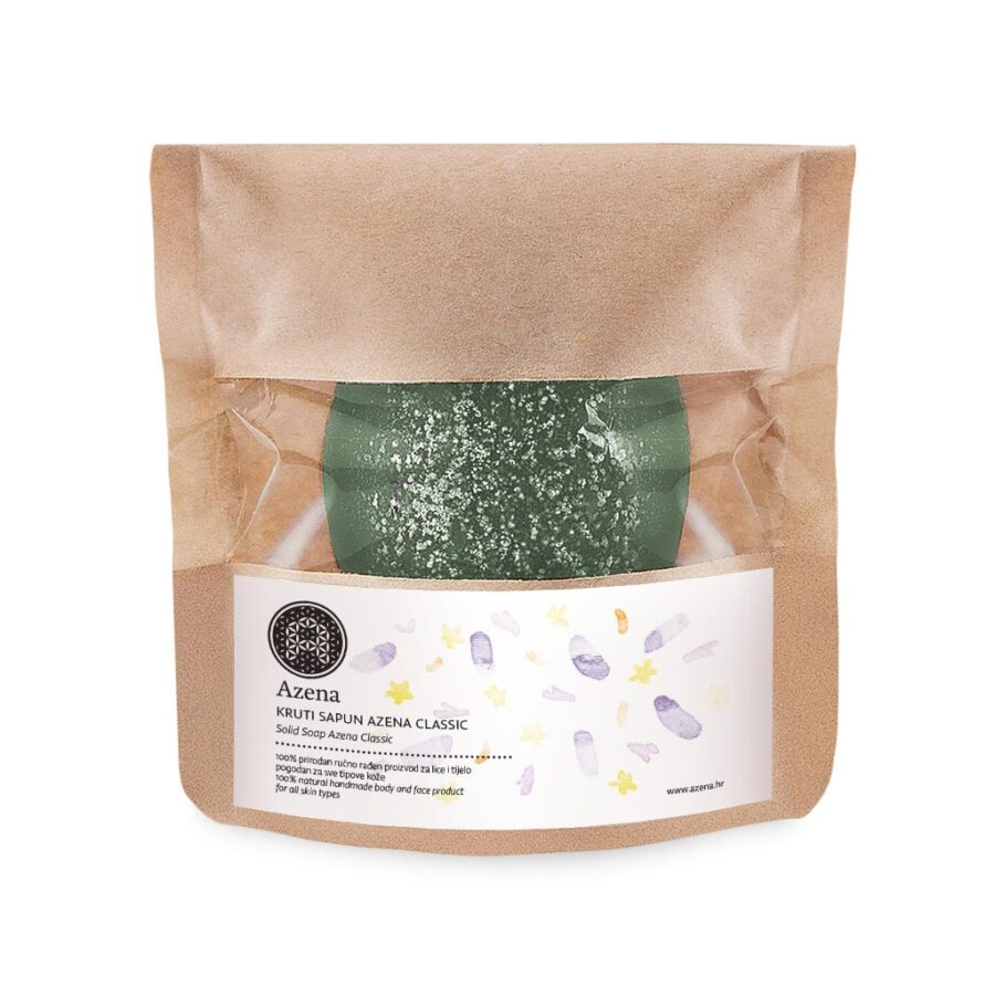 Biljni sapun za sve tipove kože