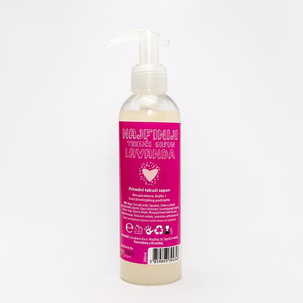 Tekući sapun od lavande