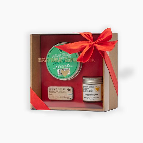 Poklon paket - metvica