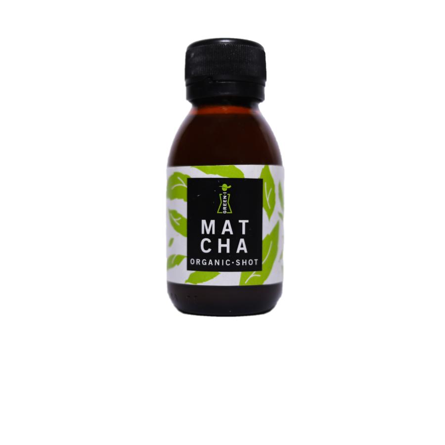 Prirodni sok od matche