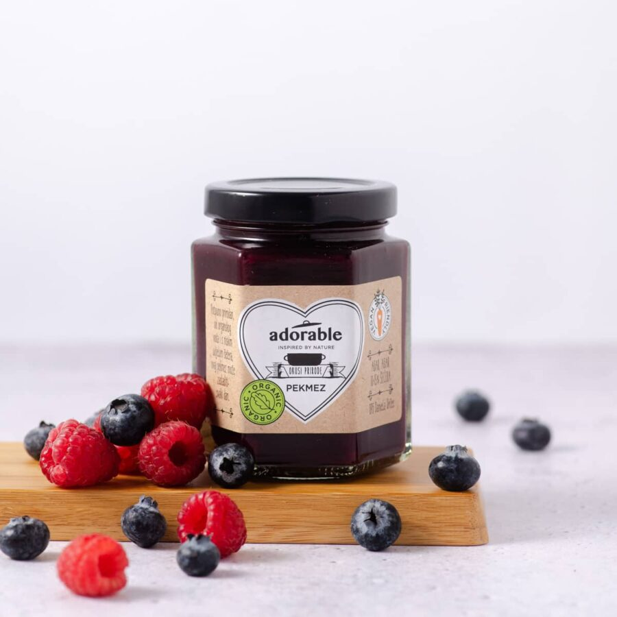 Pekmez od bobičastog voća - 195 ml