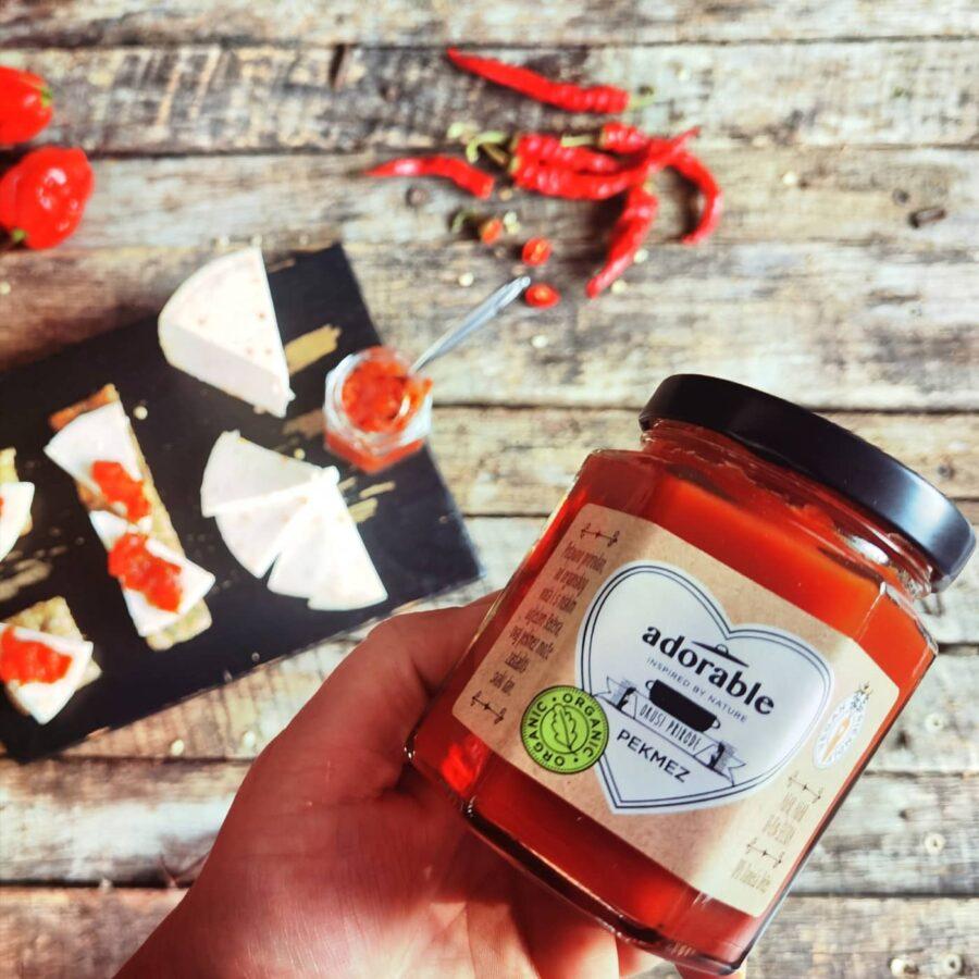 Pekmez od rajčice i chilija