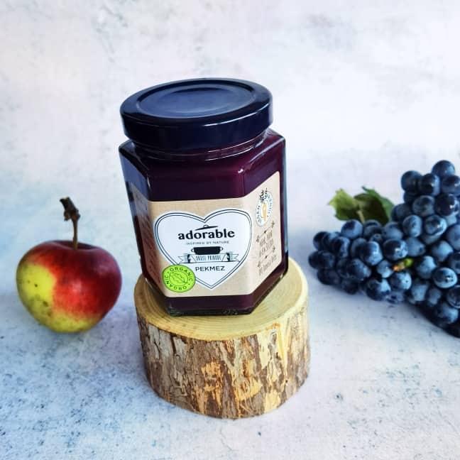 Pekmez od grožđa i jabuka - 195 ml